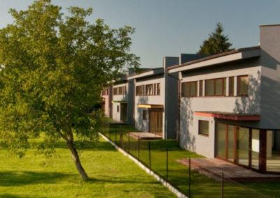 Bytové domy Dolní Měcholupy – Praha