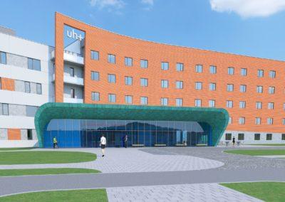 Nemocnice – Uherské Hradiště