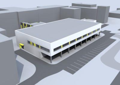 Výstavba čtyř operačních sálů a sterilizace Krajské zdravotní a.s. – Nemocnice Teplice o.z.