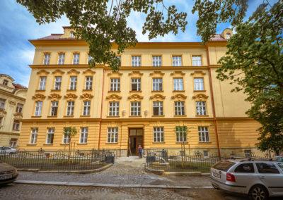 Rekonstrukce objektu Na Hradě 5 Univerzita Palackého v Olomouci