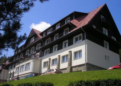 Hotel Tatra Velké Karlovice
