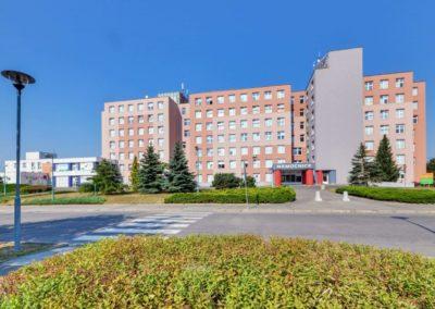 Nemocnice Prostějov- Rekonstrukce rehabilitačního centra