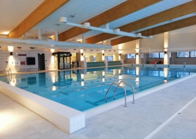 Rekonstrukce rakovnického bazénu s přestavbou na menší aquapark